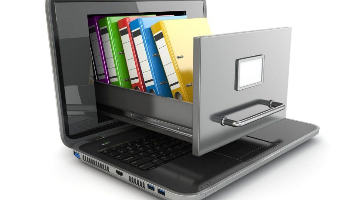Przechowywanie dokumentów